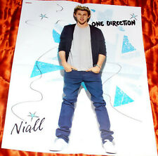 ONE DIRECTION 1D NIALL HORAN /SELENA GOMEZ BEAUTIFUL GERMAN FOLD OUT POSTER 2013