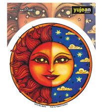 "(#121) Dan Morris CELESTIAL TWILIGHT 4-1/4"" sticker (713) Sun Moon"