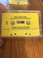 Troll Associates Troll Read Along Cassette Ships N 24h