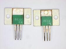 "2SB633PD ""Original"" SANYO Transistor 2  pcs"