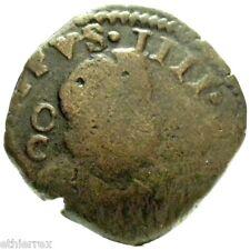 NAPOLI (Filippo IV di Spagna) Tornese <1636 O.C.> R4