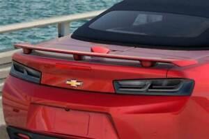 GM Chevy Chevrolet Camaro 2016-2018 Dark Tail Lamp Kit & 3rd Brake Light