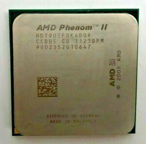 AMD Phenom II X6 1090T HDT90ZFBK6DGR Black Edition - 6x 3,20GHz - Sockel AM3#902