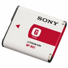 Sony NP-BG1 Type G Lithium Ion Rechargeable Battery Pack sony W Series Digital