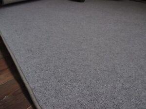 Teppich Läufer New Basic grau