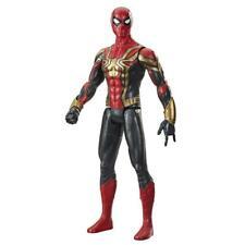 Marvel Spider-Man Titan Hero Series 12-Inch Iron Spider Integration Suit