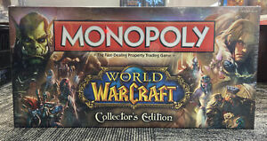 Monopoly - World Of Warcraft Collectors Edition 2012 *BRAND NEW/FACTORY SEALED*