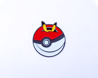 Enamel Pins Pikachu Pokemon Fan Art