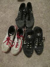 3 pairs of Nike tennis shoes size 15