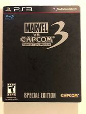 Marvel vs. Capcom 3:Fate of Two Worlds Special Edition (Sony PlayStation 3 2011)
