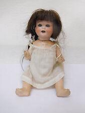 ESF-01328Alte Heubach 300 Porzellankopf-Puppe, L. ca. 26 cm, HM Heubach