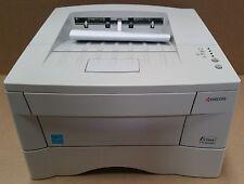 Kyocera FS-1020D 1020 Compact A4 USB Duplex Mono Network Laser Printer Warranty