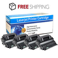 4PK Compatible Q1338A 38A Toner Cartridge For HP LaserJet 4200 4200dtn 4200dtnsl