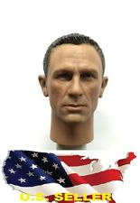 1/6 James Bond 007 Daniel Craig head 2.0 Spectre for hot toys body SHIP FROM USA