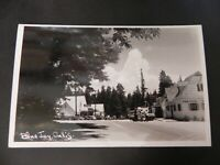 Blue Jay Calif California CA Real Photo RPPC nr Big Bear Village Lake Arrowhead