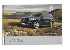 MERCEDES BENZ GL 320CDI, GL 420CDI & GL500 (4MATIC) CAR SALES BROCHURE 2007 2008