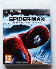 SPIDER-MAN EDGE OF TIME - PLAYSTATION 3 PS3 PLAY STATION PAL ESPAÑA - SPIDERMAN