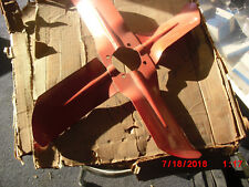 1958 Mercury Factory NOS 4 BLADE Radiator Fan-383-430 ONE YEAR ONLY