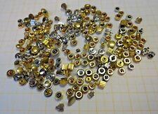 Super Bastler - Lot mit ca.100 neuwertigen  Aufzugs - Kronen, für Armbanduhren,m
