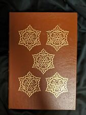 Twice Told Tales by Nathaniel Hawthorne Leather Easton Press