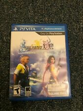 Final Fantasy X/X-2 Hd Remaster (Sony PlayStation Vita, 2014)