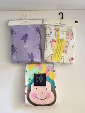Baby Gap Girls Size 4T Lot 2 Long Sleeve And 1 Shorts NWT