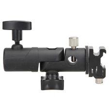 Swivel Flash Hot Shoe Umbrella Holder Mount Adapter for Studio Light Type E