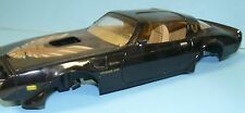 1/18 1979 Firebird Trans Am body only frame is broken, missin many parts