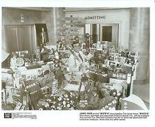 JAMIE FARR SMILING PORTRAIT WITH MASH MERCHANDISE M*A*S*H 1984 CBS TV PHOTO