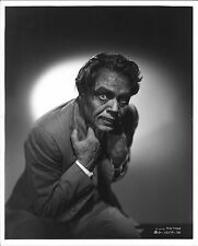 * THE SON OF DR. JEKYLL (1951) Louis Hayward in Makeup as Mr. Hyde BY CHRISTIE