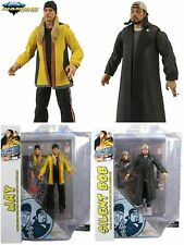 Diamond Select Toys Jay and Silent Bob Strikes Back Action Figure Set of 2 New