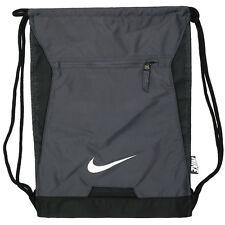 Nike 2017 Alpha Adapt Unisex Gym Sack Shoe Bag Gray/Black BA5256-064
