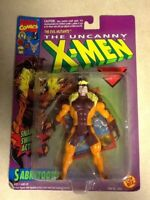 The Uncanny X-Men Sabretooth Action Figure 1993