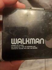 Sony Walkman Wm-A10 Cassette Tape Player