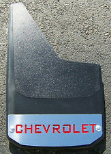 "Universal 18x10-3/8"" Splash Guards with Stainless Steel Plate (Chevrolet R)"