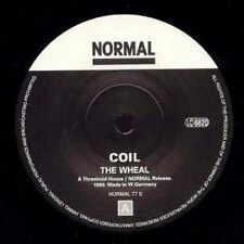"""COIL The Wheal / Keelhauler - 7"""" - Limited Vinyl - (NORMAL 77 S)"""