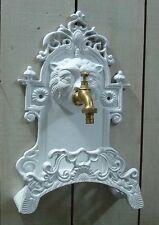 Wand Brunnen Wandbrunnen Schlauch Halter Schlauchhalter mit Kran 207