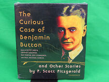 The Curious Case of Benjamin Button and other stories by Fitzgerald Audio CD –