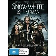 SNOW WHITE AND THE HUNTSMAN DVD=KRISTIN STEWART=REGION 4 =NEW AND SEALED