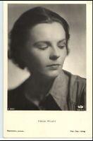 ~ 1950/60 Porträt-AK Film Bühne Theater Schauspielerin HILDE KRAHL Tobis-Film