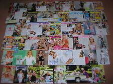 110+ SONIA KRUGER Magazine Clippings