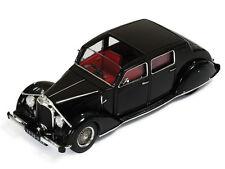 Ixo Models 1:43 MUS 041 Voisin C28 Ambassade 1936 Black NEW