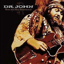 Dr. John - Who Was Mac Rebennack [New CD]