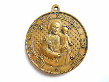 DULCE CORAZON DE JESUS,  POR CHILEBronze 19.Jh.