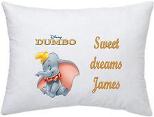 Disney Dumbo #1 Personnalisé Taie d'oreiller