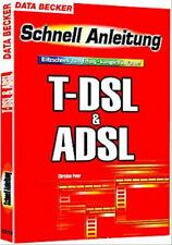 Schnellanleitung T-DSL und ADSL. - Christian Peter
