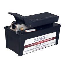AME 15905 2.5 Quart Titan Air / Hydraulic Pump, Aluminum Reservoir - 10,000 PSI