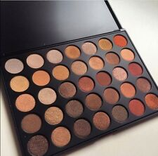 Morphe Brushes 35OS 35 Color Shimmer Nature Glow Eyeshadow Palette 100% Genuine