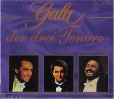 Gala der drei Tenöre (1994, Columbia) José Carreras, Placido Domingo & .. [3 CD]