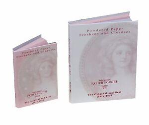 Papier Poudre Extra Large booklets